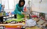 Quan tâm chăm lo cho trẻ có hoàn cảnh khó khăn nhân ngày Quốc tế thiếu nhi