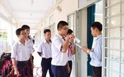 Thi tuyển sinh lớp 10 ở TP Hồ Chí Minh: Điểm các môn thi đều quá thấp