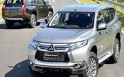 'Đua' giành thị phần, Mitsubishi Pajero Sport giảm giá 'khủng'