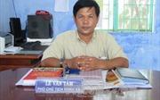 Phó Chủ tịch HĐND xã 30 lần tình nguyện hiến máu cứu người