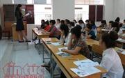Học sinh học chương trình tiếng Anh tích hợp có đầu ra theo tiêu chuẩn Hoa Kỳ