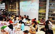 'Vẽ lên cổ tích' giúp gây quỹ cho 50 bệnh nhi khó khăn