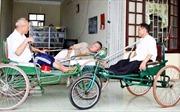 Tổ ấm của thương bệnh binh nặng vùng quê lúa