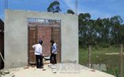 Kỷ luật khiển trách Trưởng phòng Tài nguyên và Môi trường huyện Vĩnh Lợi, Bạc Liêu