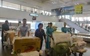 Vietnam Airlines hỗ trợ vận chuyển hàng cứu trợ lũ lụt đến Sơn La và Yên Bái