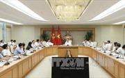 Quy chế hoạt động Tổ công tác của Thủ tướng Chính phủ