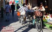Xe đạp trong cuộc sống thường ngày ở Nhật Bản
