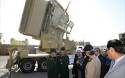 Iran thử hệ thống phòng thủ tên lửa tầm xa tự sản xuất
