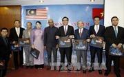 Họp mặt kỷ niệm 60 năm Quốc khánh Malaysia