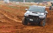 Khai mạc giải đua ôtô địa hình hấp dẫn nhất Việt Nam