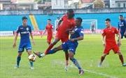 V.League 2017: Đội bóng đất Cảng thua trên sân nhà