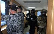 Tập trận quốc tế chống vũ khí hủy diệt hàng loạt ở Australia