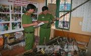 Triển khai thi hành Luật Quản lý, sử dụng vũ khí, vật liệu nổ