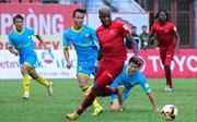 V-League 2017: Hải Phòng thắng cách biệt Sanna Khánh Hòa 3-1