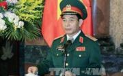 Tổng Tham mưu trưởng QĐND Việt Nam tiếp Phó Tư lệnh Hiến binh Quân đội Campuchia