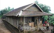 Dân tộc H'Rê - Kon Tum giữ nếp nhà sàn