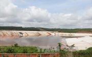 Thông tin vỡ hồ chứa bùn đỏ tại Nhà máy Alumin Nhân Cơ là không đúng sự thật