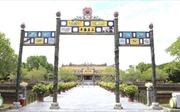 Bridgestone bàn giao 15 thùng rác thông minh cho Thành phố Huế