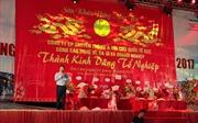 Sân khấu Hưng Mùa Thu: Thành kính dâng Tổ nghiệp