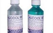 Nguy cơ ngộ độc khi dùng phải cồn y tế chứa methanol