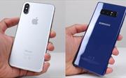 IPhone X và Samsung Note 8: Sản phẩm nào đột phá hơn?