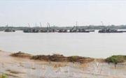 Chỉ đạo làm rõ phản ánh khai thác cát trái phép theo thông tin của TTXVN