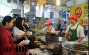 Lễ hội ẩm thực năm châu tại TP Hồ Chí Minh