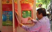Khai mạc triển lãm lịch Xuân 2018 tại TP Hồ Chí Minh