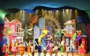 Vở nhạc kịch 'Bé chịu chơi' gây ấn tượng với dàn diễn viên 'nhí'