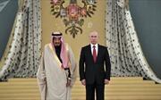 Chuyến thăm Nga của quốc vương Saudi Arabia mở ra thời đại mới cho hai nước