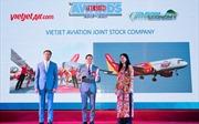 Vietjet đoạt giải 'Hãng hàng không tiên phong' tại The Guide Awards 2017