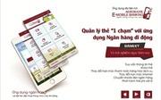 '1 chạm' với ứng dụng  E-Mobile Banking của Agribank