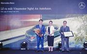 Mercedes-Benz Việt Nam ra mắt đại lý triệu đô tại Vinh