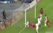 Tranh cãi pha ghi bàn 'giết chết' giấc mơ dự chung kết World Cup 2018 của Mỹ
