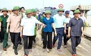 Thủ tướng đề nghị Ninh Bình sẵn sàng ứng cứu, bảo vệ đê và người dân