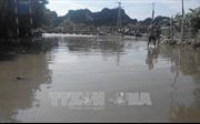 Ghi nhận từ vùng ngập nặng nhất Hà Nội