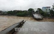 Cận cảnh mưa lũ gây thiệt hại nặng nề ở Bắc bộ và Bắc Trung bộ