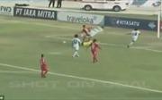 Thủ môn Indonesia thiệt mạng sau pha va chạm với đồng đội ngay trên sân