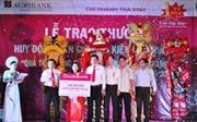 Agribank trao giải đặc biệt 1 tỷ đồng cho khách hàng
