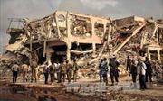 Điện chia buồn vụ đánh bom khủng bố tại thủ đô Mogadishu, Somalia