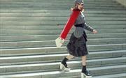 Ninh Dương Lan Ngọc cùng stylist Hoài Trang chinh phục đường phố Hàn Quốc