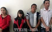 Quảng Ninh bắt 27 đối tượng đánh xóc đĩa ở đầm nuôi tôm