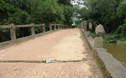 Hiểm họa ở những cây cầu dân sinh vùng rốn lũ Quảng Trị