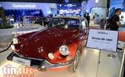 Dàn ô tô 'cổ' lịch lãm tại Triển lãm ô tô quốc tế Việt Nam 2017