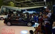 Nhiều hãng ô tô, xe máy danh tiếng góp mặt tại triển lãm ô tô quốc tế