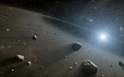 'Khách không mời' bí ẩn từ ngoài hệ Mặt Trời sượt ngang qua Trái Đất