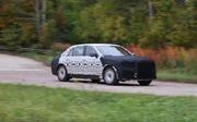 Xuất hiện siêu xe bí ẩn phục vụ Tổng thống Putin ở Moskva