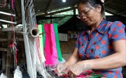Nguy cơ mai một nghề dệt thổ cẩm truyền thống ở Cao Bằng