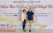 Tình yêu chắp cánh cho vợ chồng vận động viên khuyết tật nhảy cao hơn