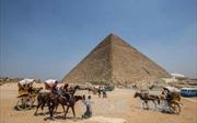 Phát hiện phòng tập gym cổ đại ở Ai Cập